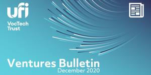 Ufi Ventures Bulletin December 2020