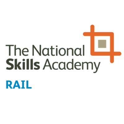 National Skills Academy for Rail (NSAR) logo