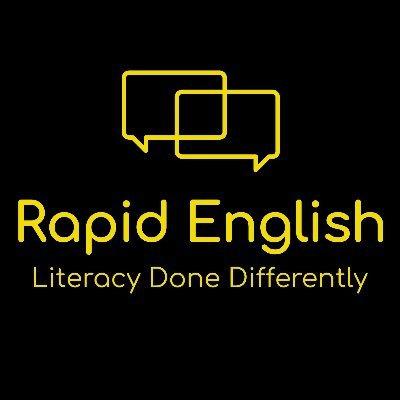 Rapid English logo