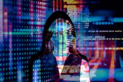 Woman's face closeup code.jpg