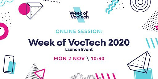 Week of VocTech Launch Event